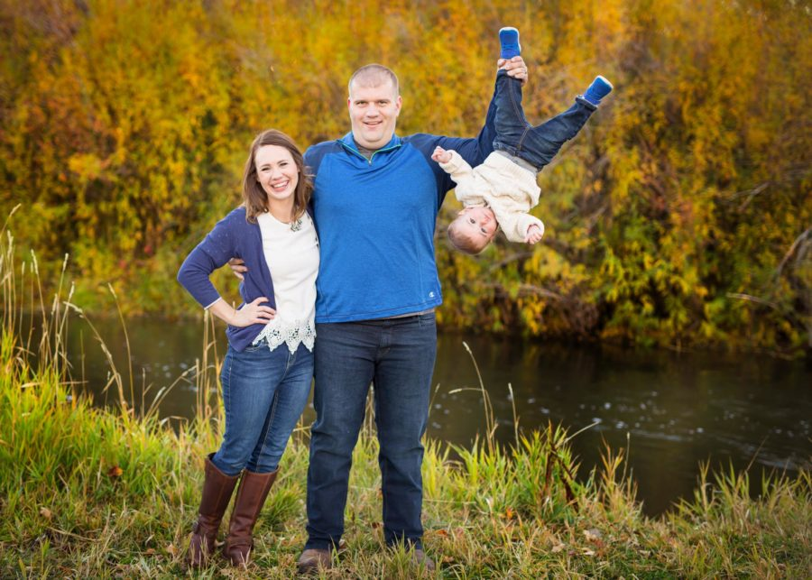 Fun Family Photos Bozeman Montana