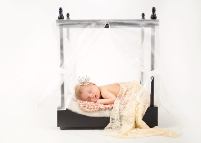 Princess Newborn Photography Bozeman Montana