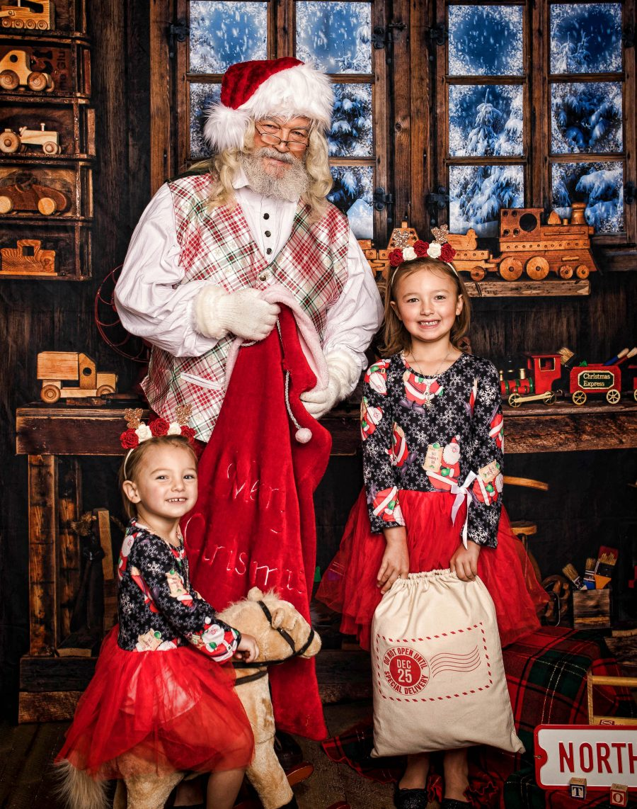 Holiday Portrait Photography in Bozeman, Montana